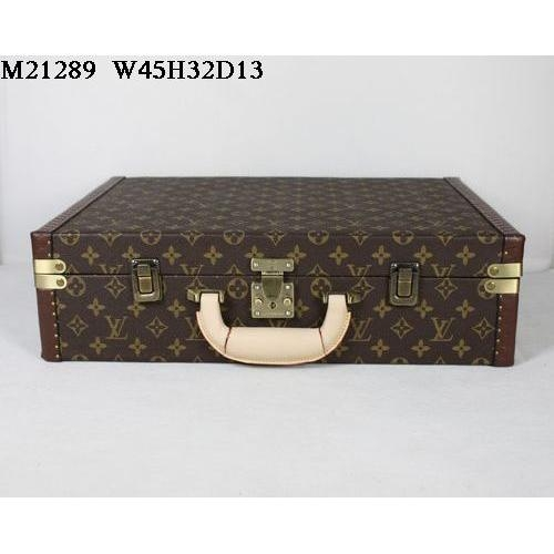 Louis Vuitton Monogram Canvas Bisten 45 M21423