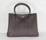 Hermes Garden Party Bag large sizes dark Coffee H2808