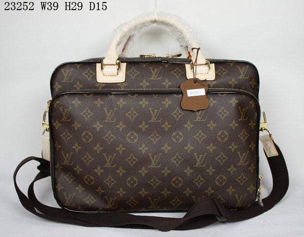 Louis Vuitton handbag monogram canvas icare m23252
