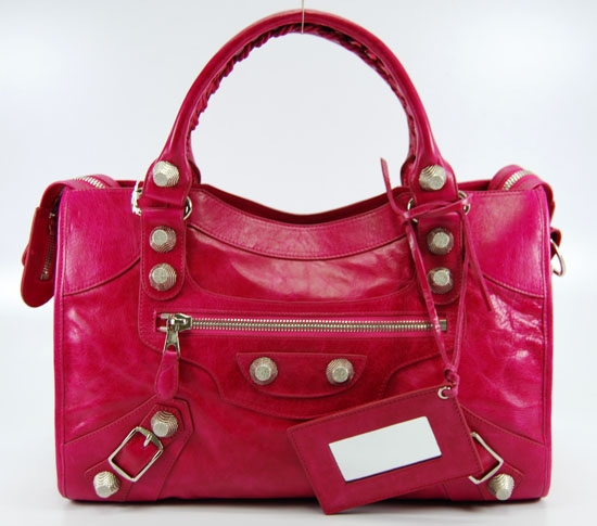 Balenciaga Giant City Bag Peachblow 173084A