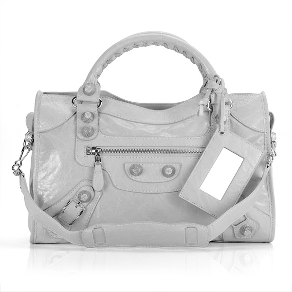 Balenciaga Giant City Light gray 084332A