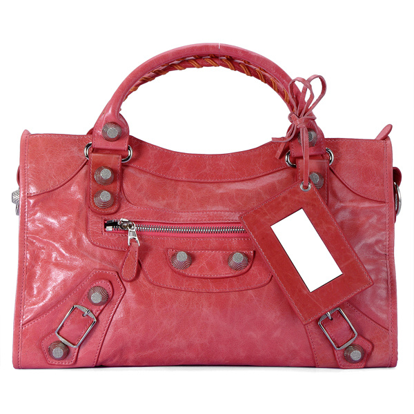 Balenciaga Giant City pink 084332A