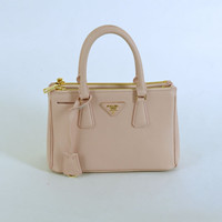Prada Tote bag 2316L light apricot