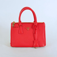Prada Tote bag 2316L red