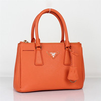 Prada leather BN-2316 orange