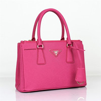 Prada Tote bag BN-2316 rose red