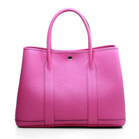 2013 Hermes garden party A1288 rose red