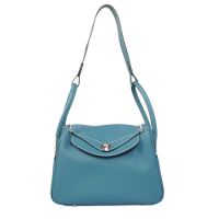 2014 Hermes Lindy30CM middle blue