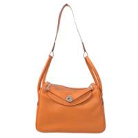 2014 Hermes Lindy30CM orange