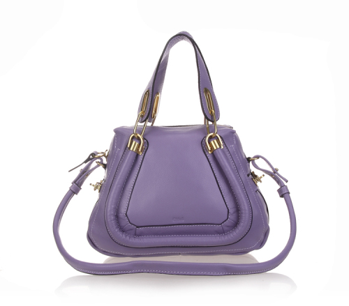 2014 Chloe 166323 lavender purple