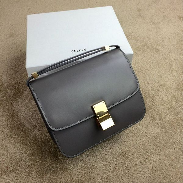 2015 Celine new model classic retro 11042 gray