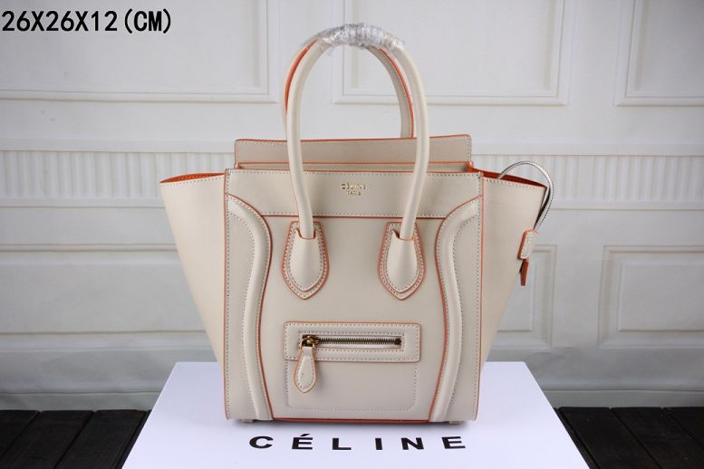 8f160f1cabb7 2015 Celine classic 3308-1 rice white