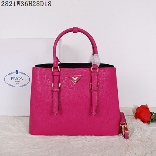 2015 Prada spring and summer new models 2821 rose