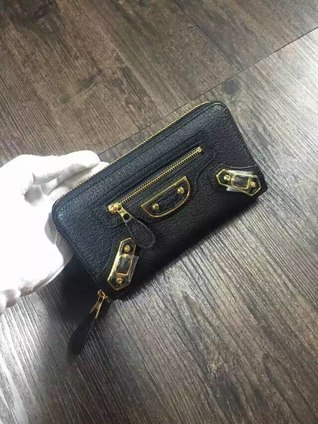 Balenciaga wallet 29001 black