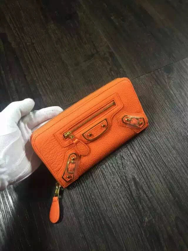 Balenciaga wallet 29001 orange