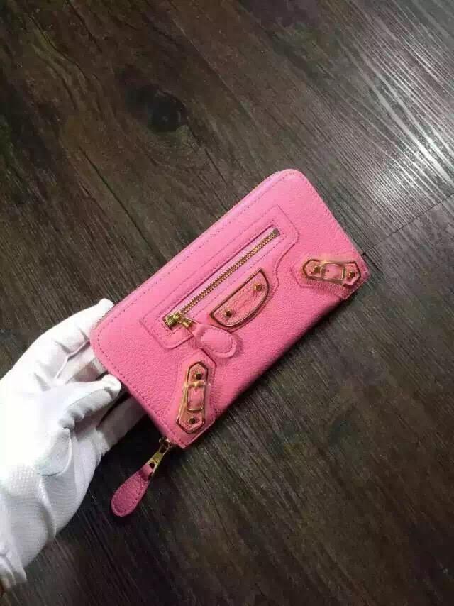Balenciaga wallet 29001 pink