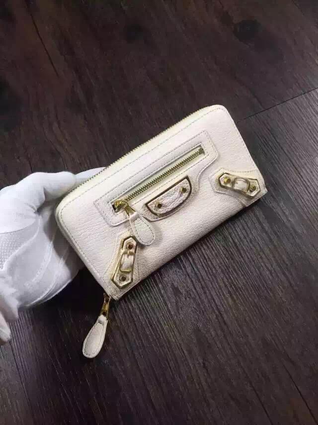 Balenciaga  wallet 29001 white
