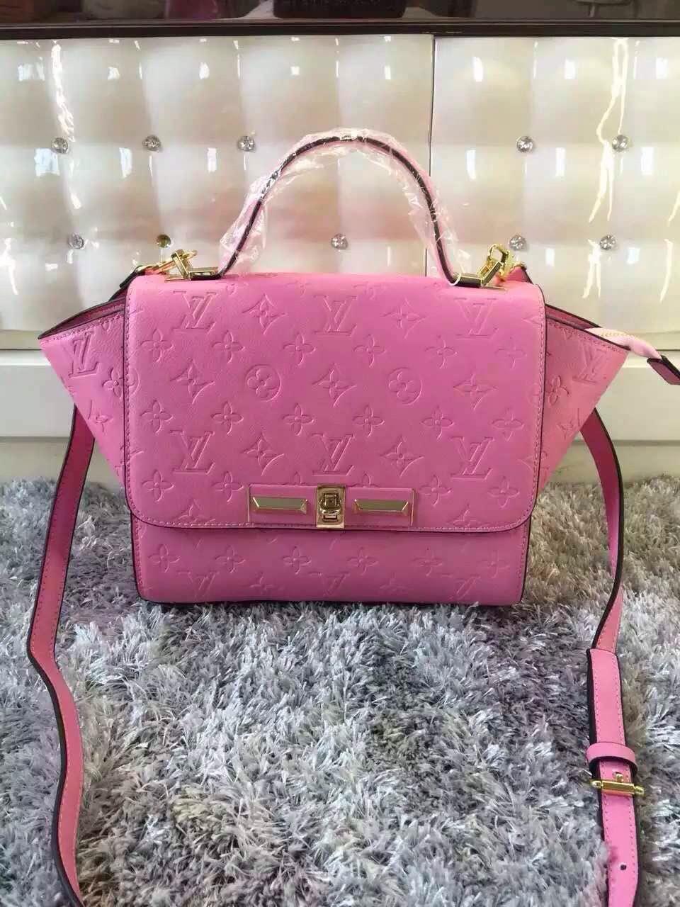 LV handbag 40839 pink