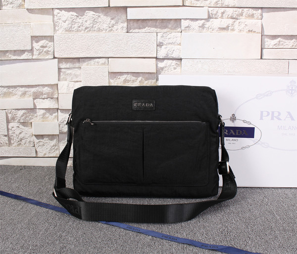 Prada Shoulder bag P9039 black