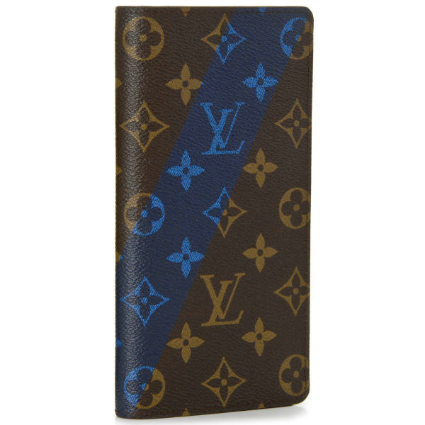 Louis Vuitton Monogram Canvas BRAZZA WALLET M61170
