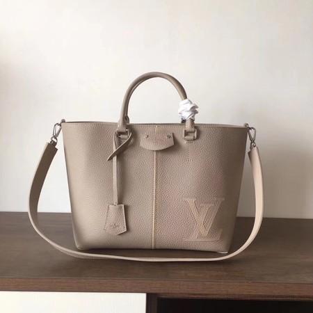 79c510a2d6be Louis Vuitton Original PERNELLE M54780 Light grey