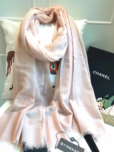 2017 top quality Chanel scarf A2836 pink