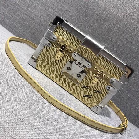 Louis Vuitton Petite Malle 40273 gold