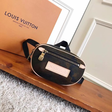2017 newest louis vuitton  SUPREME MONOGRAM ECLIPSE M44202