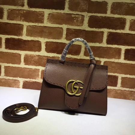 Gucci GG Classic Tote Bag mini Bag 442622 Brown