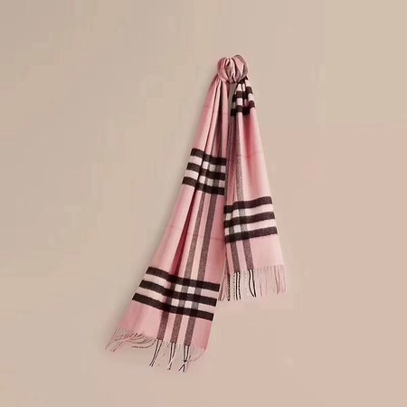 2017 top quality Burberry scarf 3096 rose