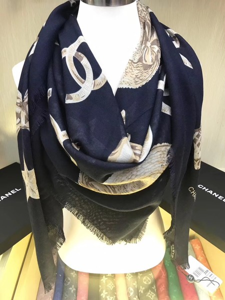 2017 top quality Chanel scarf 8247