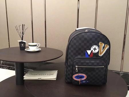Louis Vuitton JOSH BACKPACK N64424 black