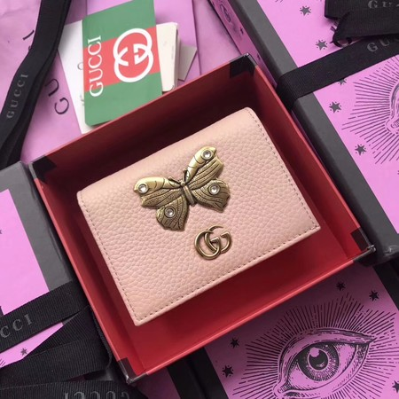 Gucci Coin Purse Wallet 499361 pink