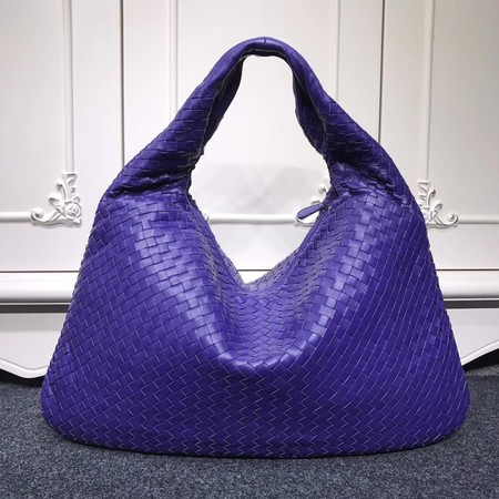 Bottega Veneta Calf leather Hobo Bag 5092 violet