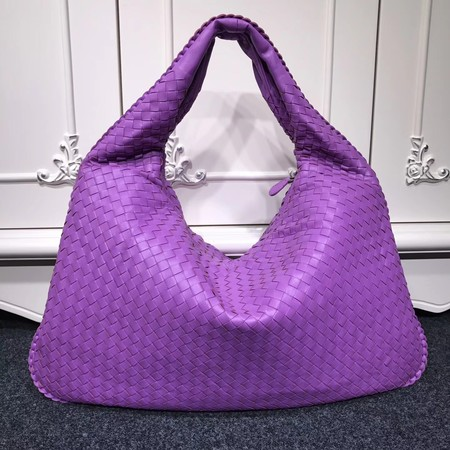 Bottega Veneta Calf leather Hobo Bag 5092 Lilac