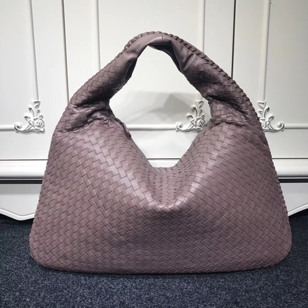 Bottega Veneta Calf leather Hobo Bag 5092 Nude