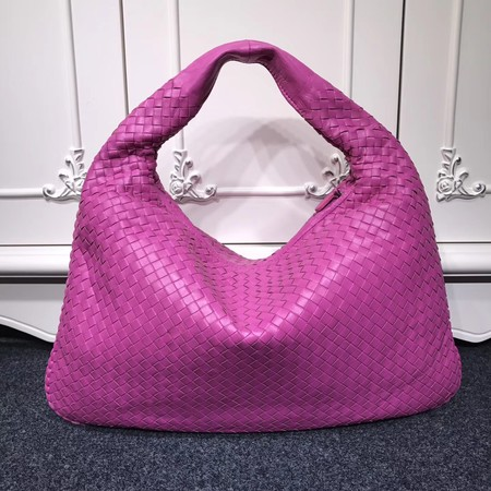 Bottega Veneta Calf leather Hobo Bag 5092 peach