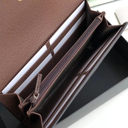 b8b70e4d3e Gucci Ophidia GG continental wallet 496342 brown -  99.00