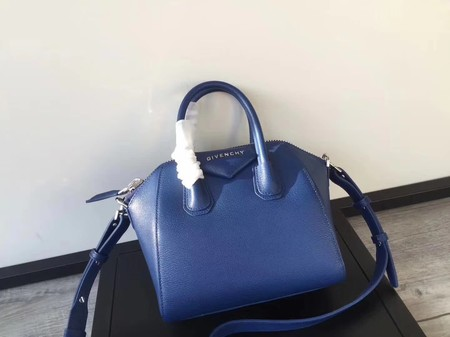 ... Givenchy Antigona Bag Original Calfskin Leather INFINITY 9982 blue san  francisco 5aee4 7efd7 ... 0d3f6300fa009