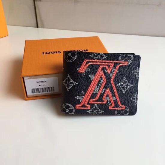 Louis Vuitton Upside Down Monogram Ink Purse 62891