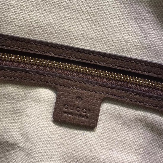49537f403da7 Gucci Courrier soft GG Supreme duffle bag 459311 brown - $279.00