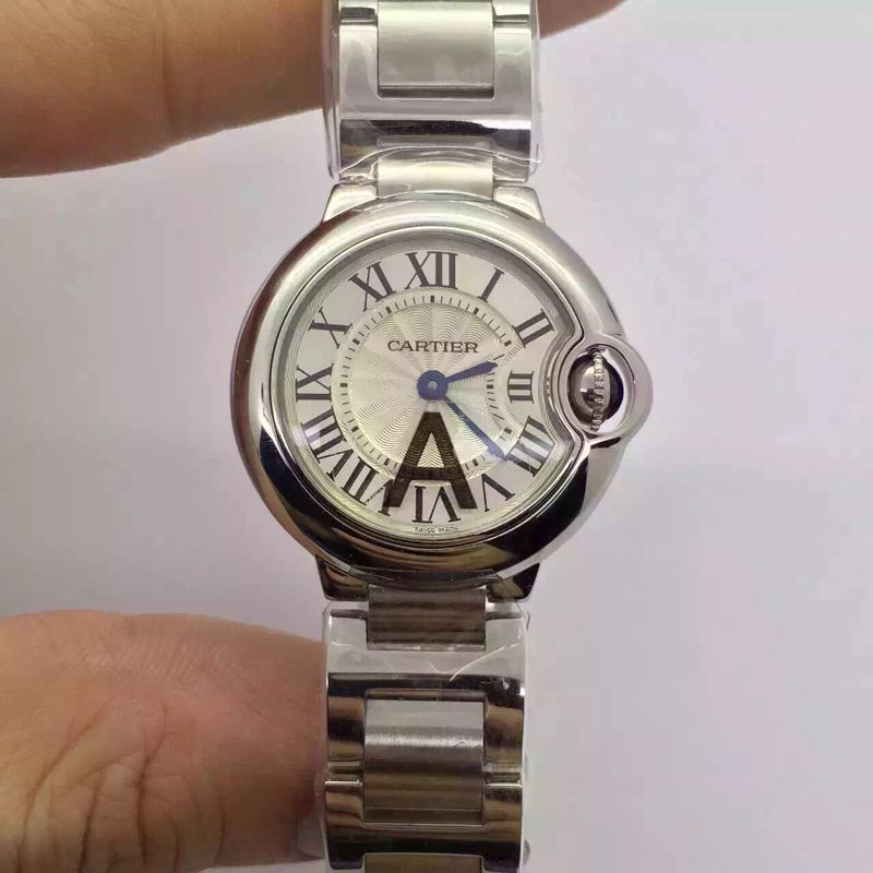 Cartire lady watch 5569