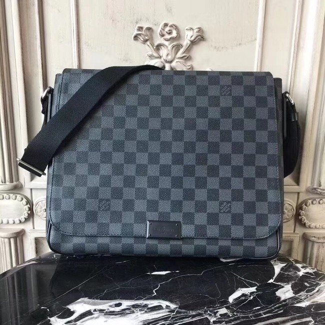 Louis Vuitton Damier Graphite Canvas 41212