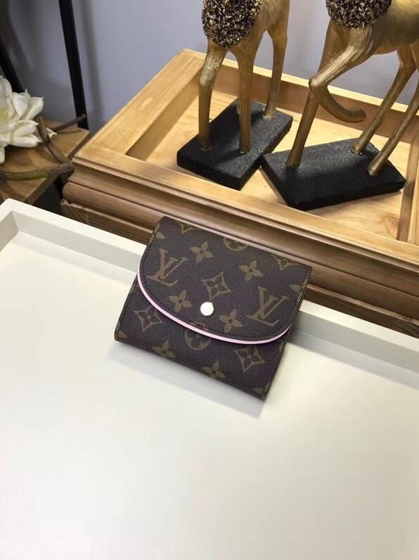 Louis Vuitton Original Monogram Canvas ARIANE WALLET M62036