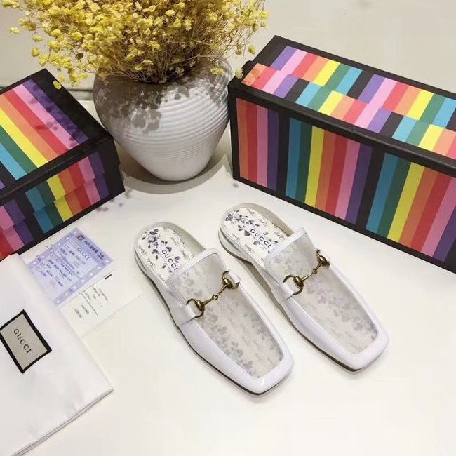 Gucci lady Casual shoes GG1381LD white