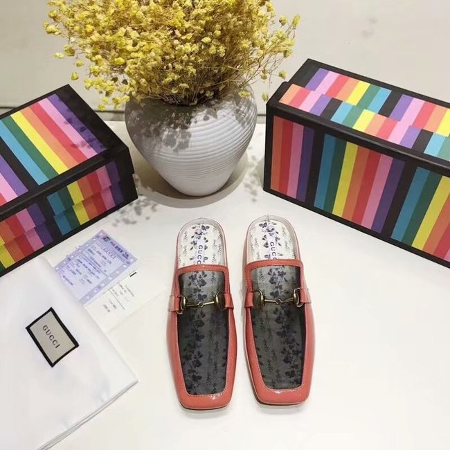 Gucci lady Casual shoes GG1381LD orange