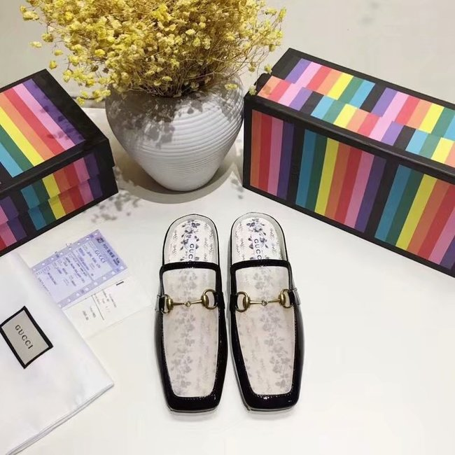 Gucci lady Casual shoes GG1381LD black