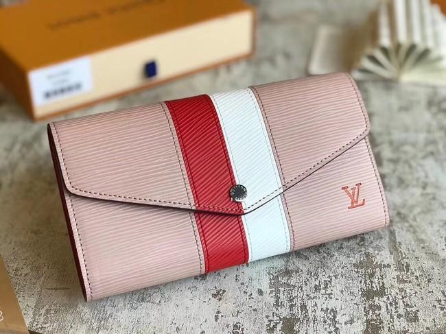 Louis Vuitton WALLET M62986 pink