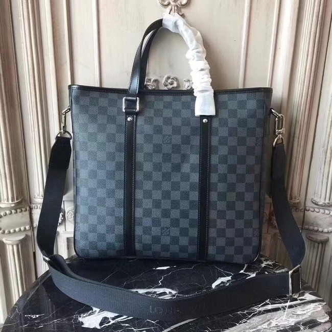 Louis Vuitton Damier Graphite coated canvas ANTON TOTE 41259