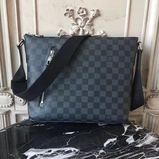 Louis Vuitton Damier Graphite coated canvas 41211